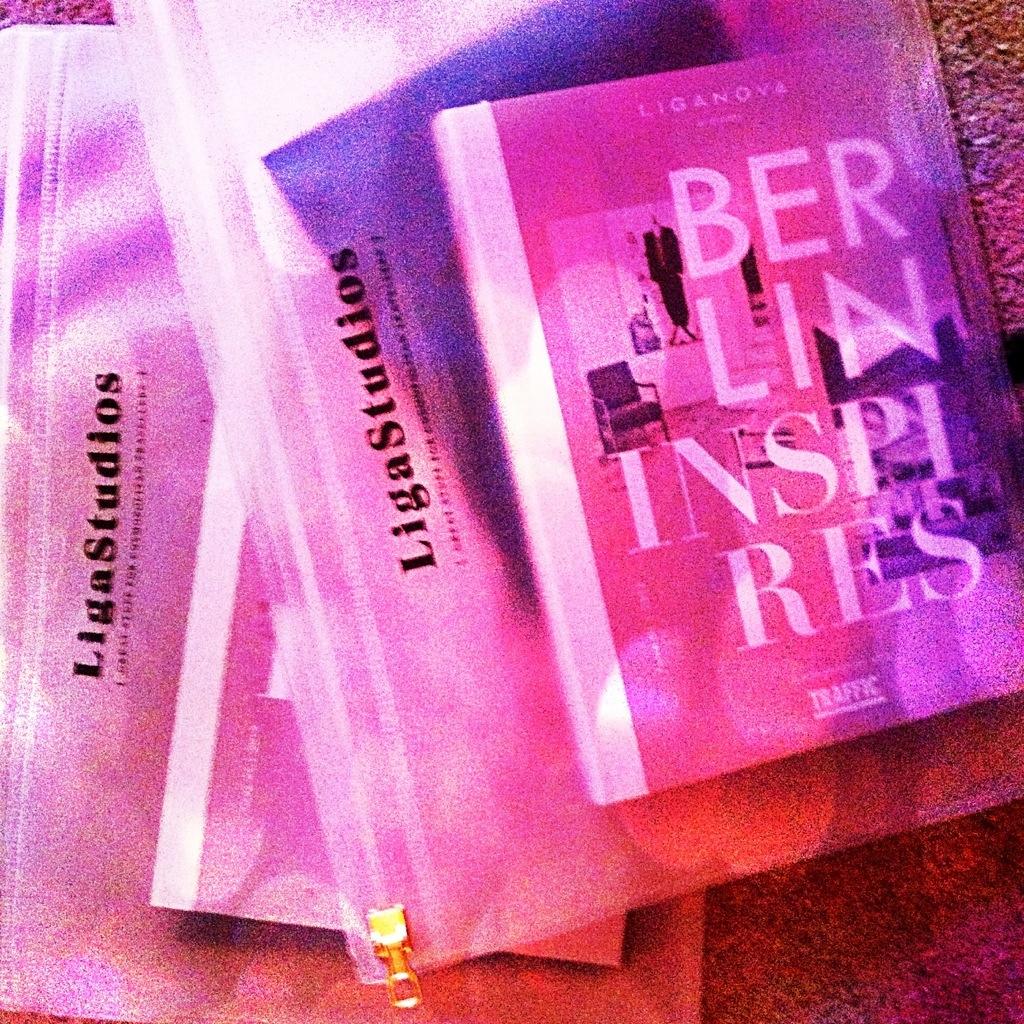 BERLIN INSPIRES  (Verlosung) GEWINN