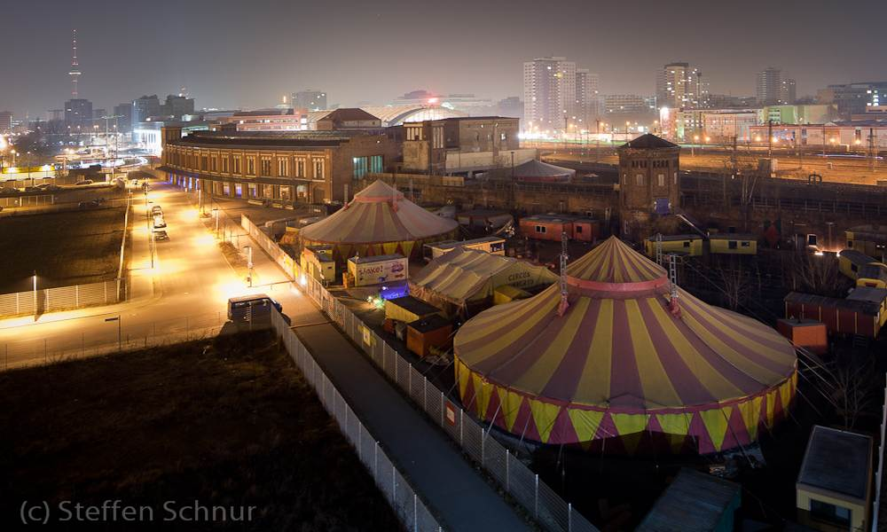 Circus Venue