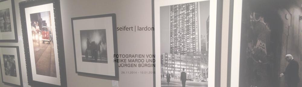 Berlinspiriert Kunst HEIKE MARDO  JÜRGEN BÜRGIN F O T O G R A F I E N _Header