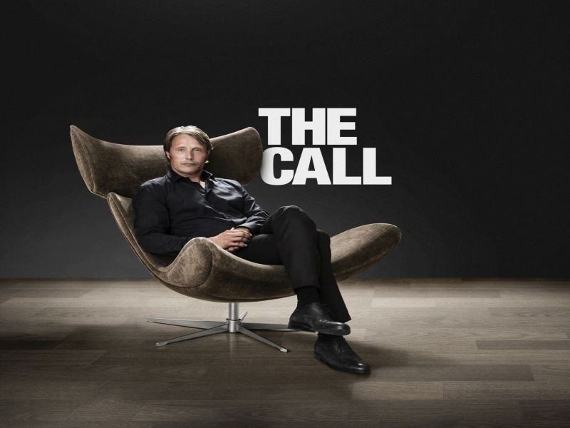 THE CALL-OFFICIAL POSTER