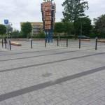 Berlinspiriert Bildergalerie Sitzen am S-Bahnhof Teltow (1)