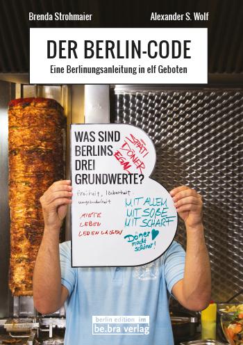 Berlinspiriert.de -Like Berlin - Der Berlin-Code (Verlosung) - das buch