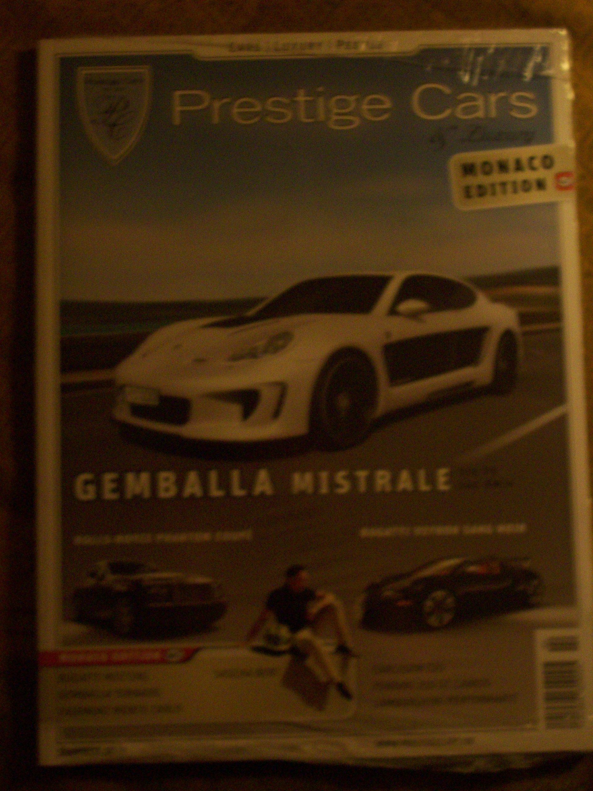 Prestige Cars Titel- Monaco Edition - August 2011