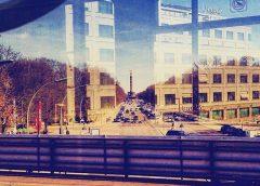 Berlinspiriert Photo: Berlin lässt sich die Frühlingssonne auf den Bauc…
