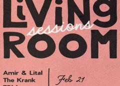 Berlinspiriert Kultur: Book a Street Artist: Exklusive Living Room Session